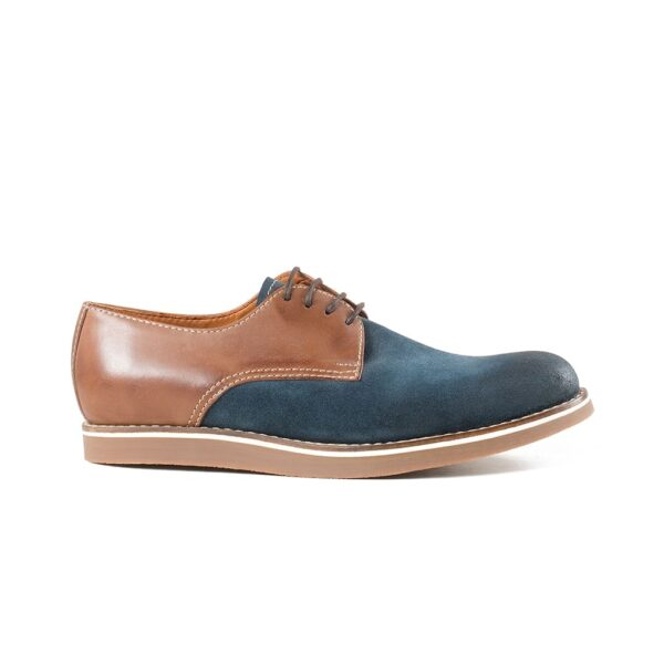 zapato valencia azul